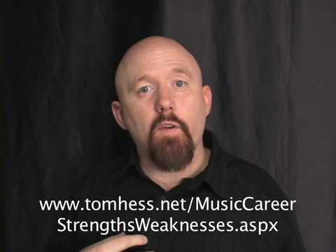 A Career In Music