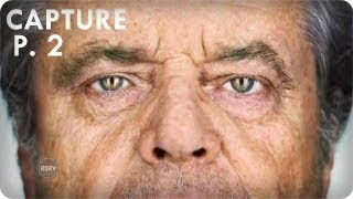 Jack Nicholson - Iconic Photos by Martin Schoeller | Ep. 3 Part 2/3 Capture | Reserve Channel