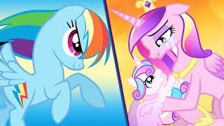 My Little Pony - Harmony Quest - Best Of Ponies Rescue Team Rainbow Dah, AppleJack!