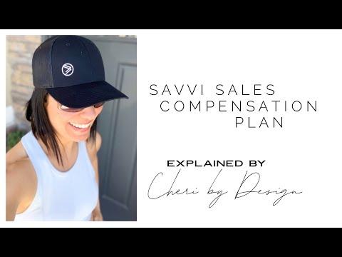Savvi Sales Compensation - Break Down