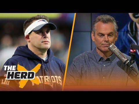 Colin Cowherd reacts to Josh McDaniels backing out of the Colts coaching job   THE HERD