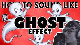 GHOST VOCAL EFFECT (EASY) - Logic Pro X #FreestyleFriday