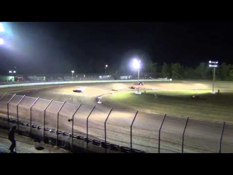 Thundercar Feature Gas City Speedway 8-1-14