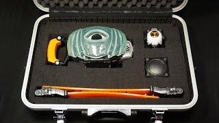 仮面ライダーゴースト 自作ドライバーケース DXゴーストドライバー Kamen Rider Ghost DX Ghost drivers self made driver case thumbnail