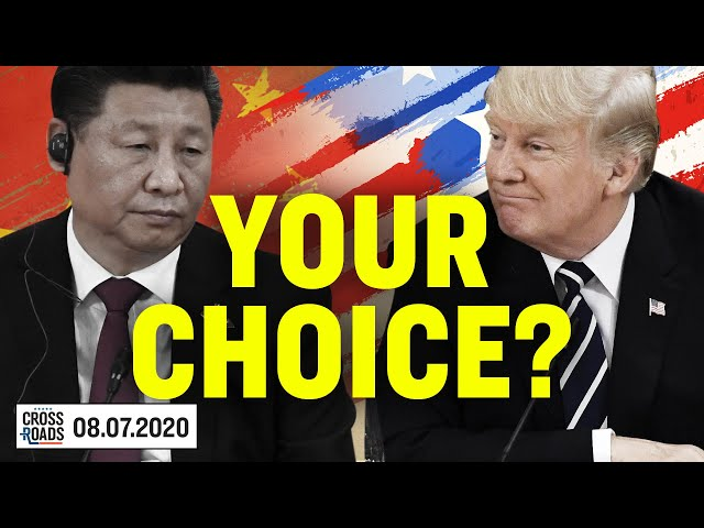 Why NY Chinese Consulate Shreds Docs; US Sanctions HK Officials & Releases Their Private Information