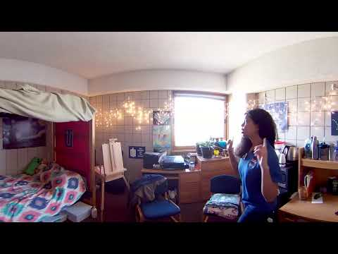 360 Tour Of A Fisher South Dorm Room