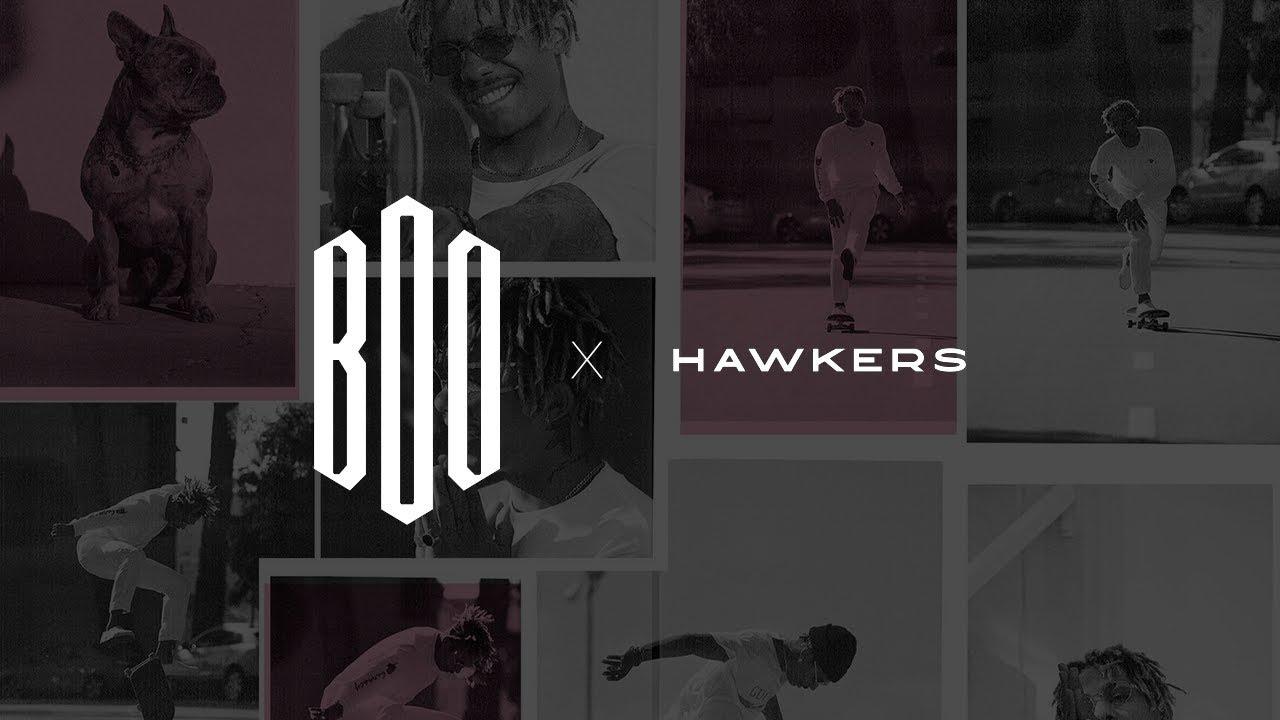 7755117ec36df Hawkers X Boo Johnson SS18 - I - YouTube