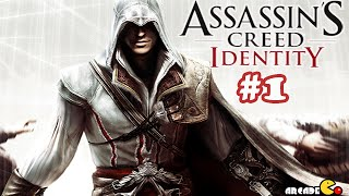 Assassin's Creed Identity: IOS/Android Gameplay Italy - Monteriggioni A New Beginning Part 1