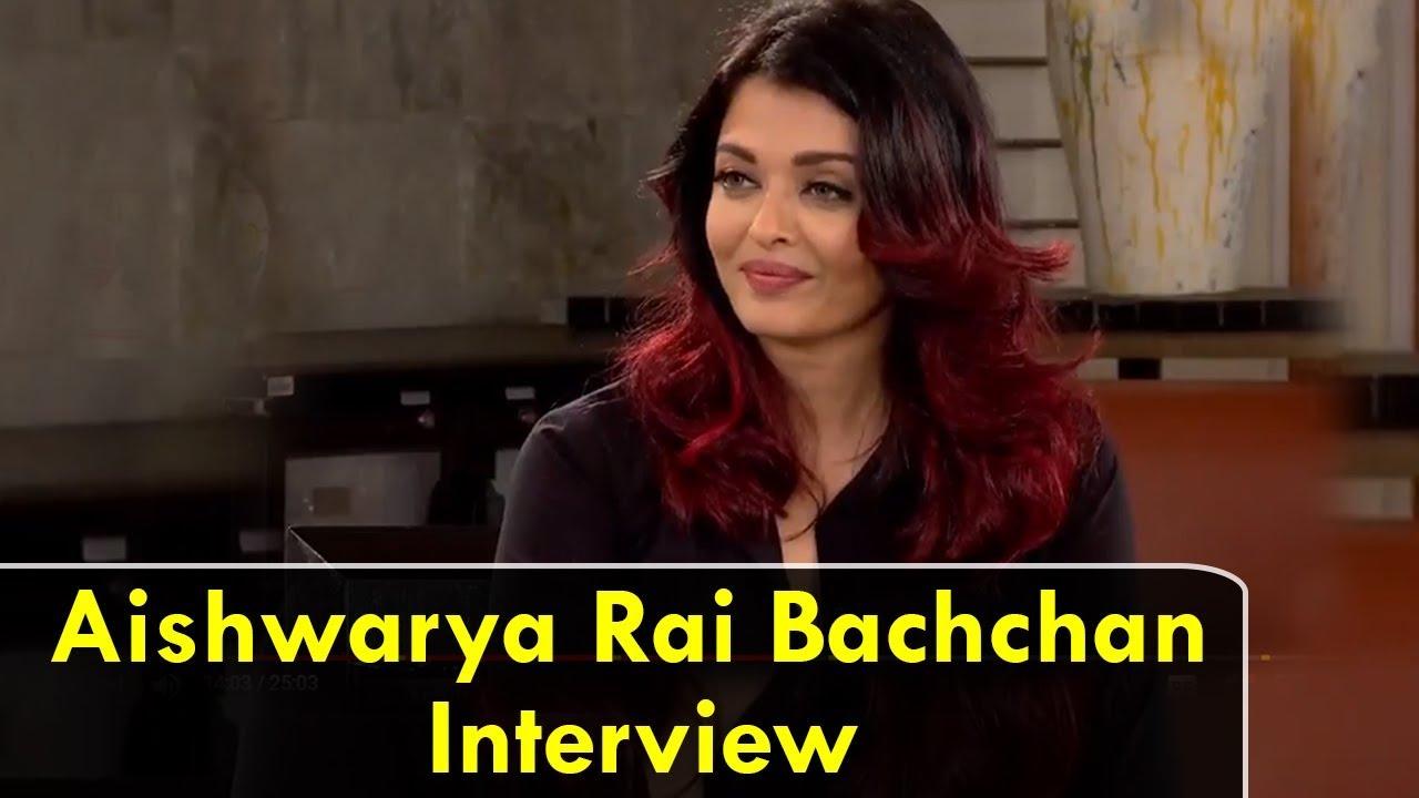 Aishwarya Rai Bachchan Interview | Fanney Khan | Anil Kapoor | Rajkummar Rao | CNN News18