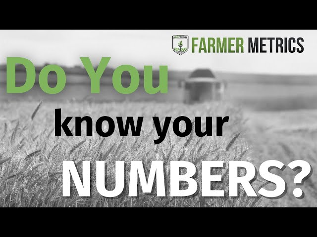 The Results of Farmer Metrics
