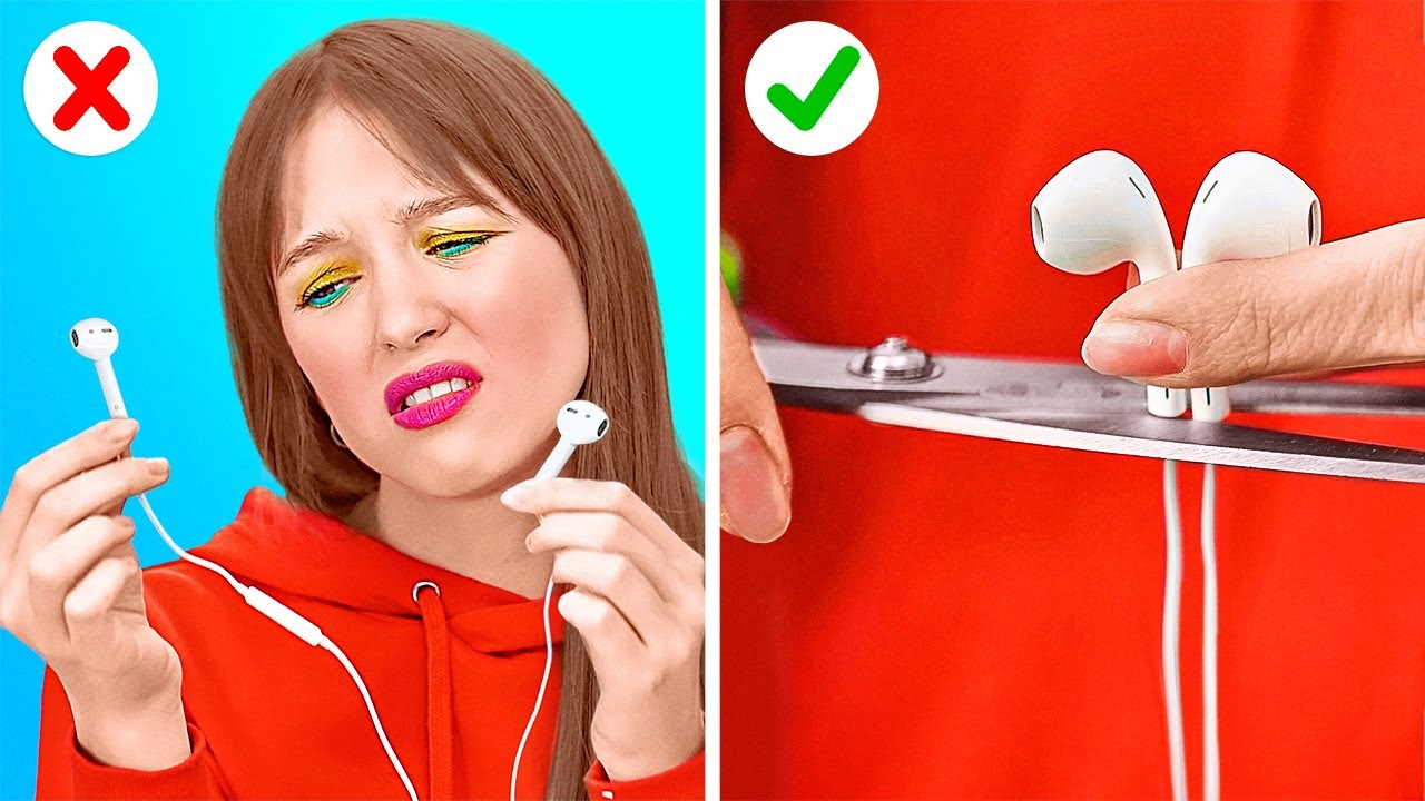 HOW TO BE COOL AT SCHOOL || From Nerd To Popular Cool Hacks And Funny Struggles By 123 GO Like!