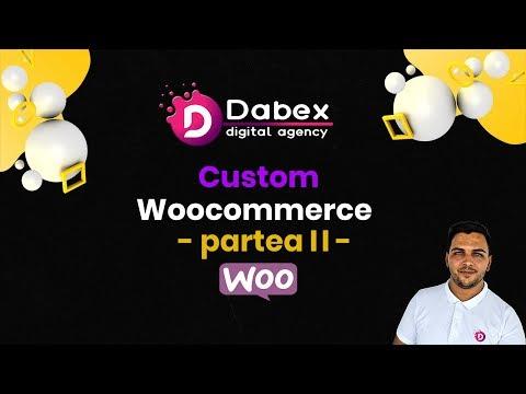Custom Woocommerce Partea II - editarea paginii de produs thumbnail