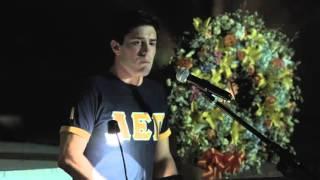 Adam Levine Vigil Close Friend Eulogy