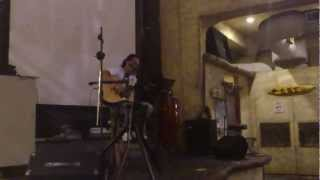20121021拉卡巫茂老師於芭達桑-寂寞邊界