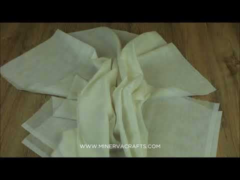 Fire Retardant Muslin Fabric