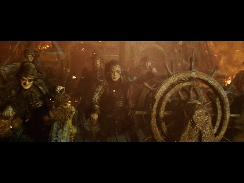 Pirates of the Caribbean: Dead Men Tell No Tales - Pirate's Death