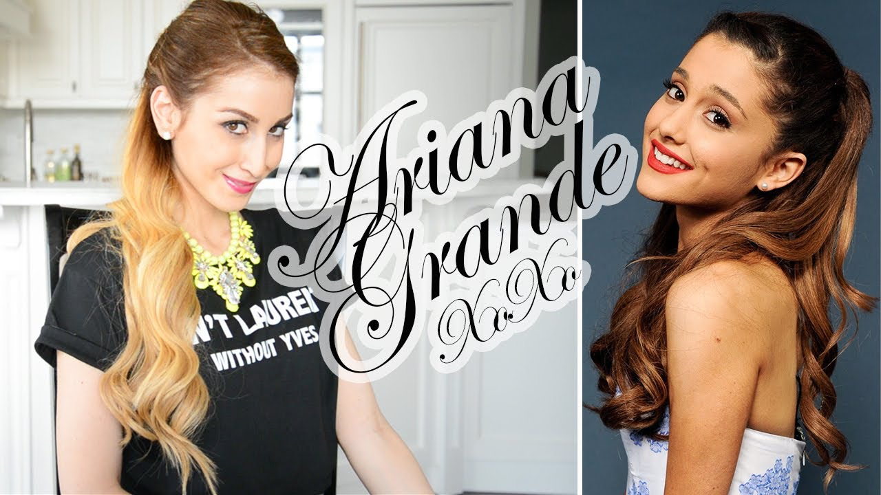 ariana grande inspired