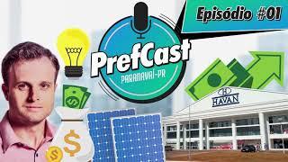 PrefCast #001 - Fermento, Fomento e Empregos - Podcast da Pref. de Paranavaí
