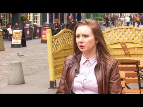 Românii după BREXIT. Scoţia - un reportaj de Irina Păcurariu (@TVR1)