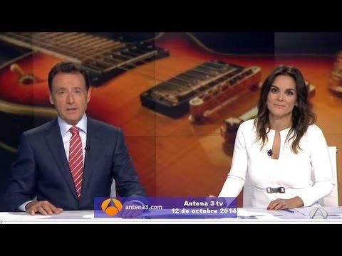 Escola Superior de Música Jam Session de Barcelona - Antena 3. 12/10/14