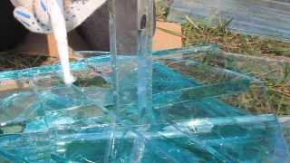 видео Магия воды: фонтан, водопад, аквариум