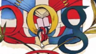Google Doodle Tour on Dominican Republic Independence Day 2012