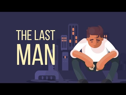 WHAT IF you were THE LAST MAN