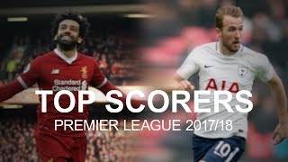 Who Is The Current Premier League Top Scorer?