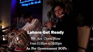 The Skye Restaurant | Highest Rooftop in Gulberg Lahore