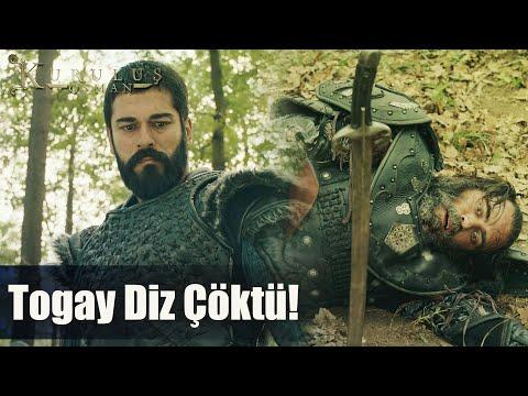 Osman Bey, Togay'a böyle diz çöktürdü! - Kuruluş Osman 61. Bölüm indir