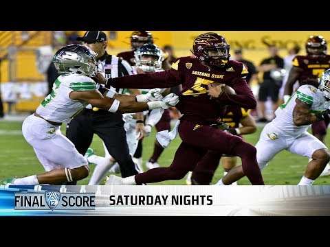 Recap: Arizona State outlasts Oregon, beats team for first time since 2004