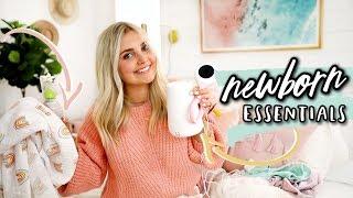 NEWBORN ESSENTIALS + FAV BABY PRODUCTS! | Aspyn Ovard