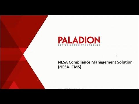Ensure NESA compliance with Paladion's NESA Compliance Management Solution (NESA-CMS)