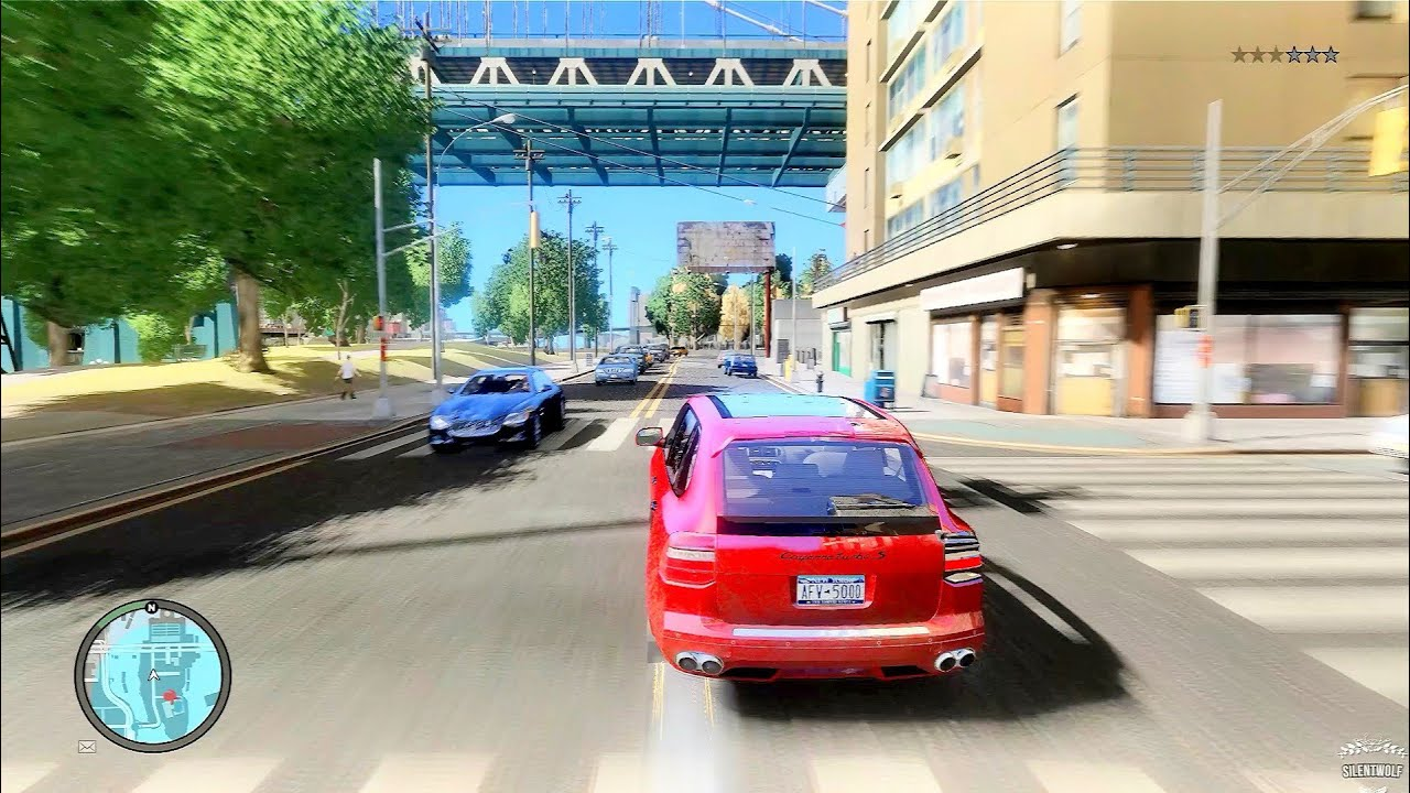 GTA IV Story Mode Real Traffic Episode 15 Ultra Realistic Next-Gen Graphics  4K! After 10 Years!