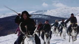 黒霧島「レア World Wide モンゴル トナカイのレース」篇 15秒TVCMです...