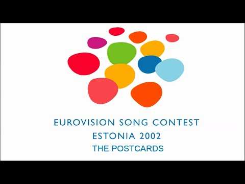 Eurovision 2002 : The Postcards