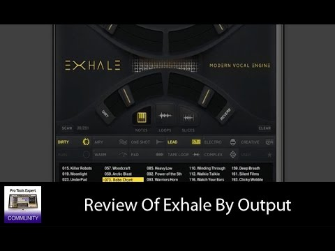 Review Of Exhale By Output