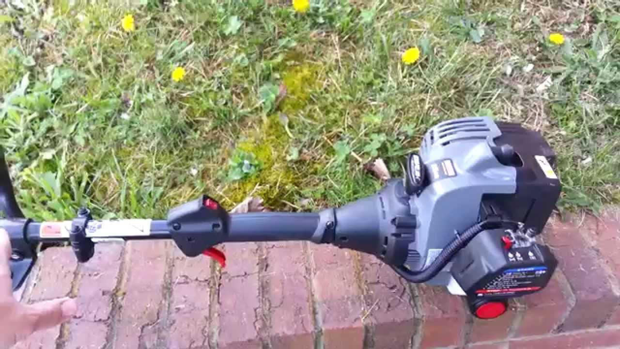 Craftsman 25CC WeedWacker Review