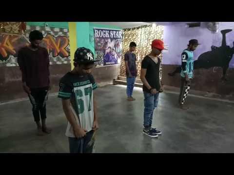 Rockstar dance academy in gaya