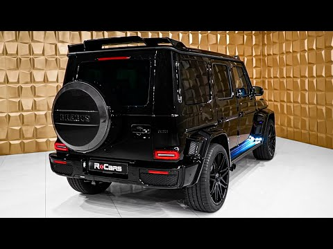 2020 Mercedes G 63 Brabus 800 WIDESTAR - 1000NM G-Wagon from BRABUS