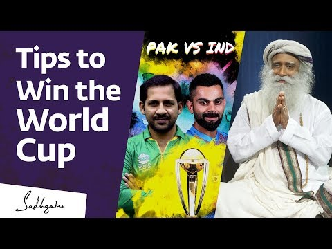 India Can Win The World Cup If They Do One Thing Right – Sadhguru