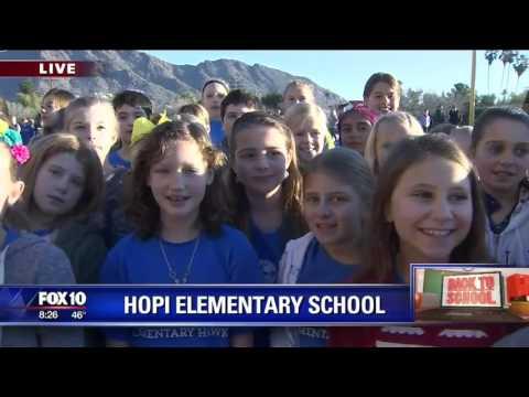 Back to school: Hopi Elementary School Part 1
