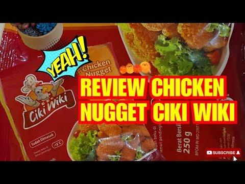Review Chicken Nugget Ciki Wiki 12 Youtube