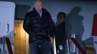 Путин прибыл в Хакасию, где проверит ход восстановления жилья