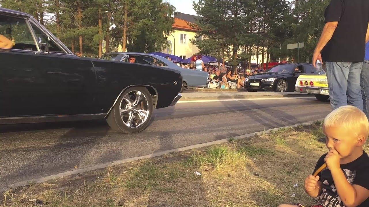Ccw Classic Car Week I Rättvik 2018 Youtube