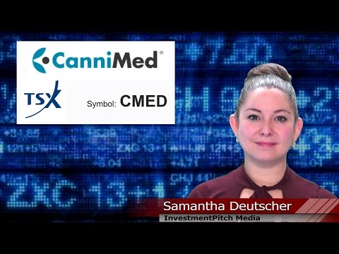 CanniMed Therapeutics (TSX: CMED) New Listing