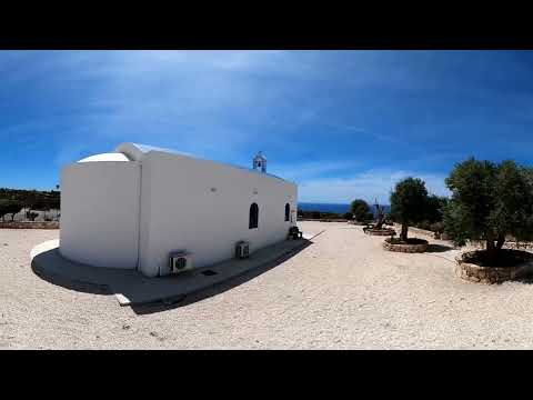 ISLAND STORIES - St Matrona of Moscow - Pafos -  360° Interactive Video Tour
