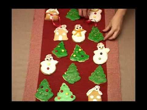 Sabl s de noel cahier de cuisine youtube - Comment decorer son sapin de noel ...