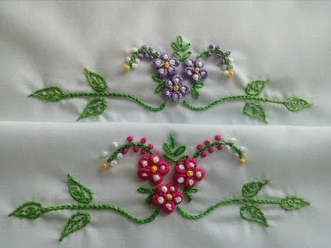 flowers-with-round-petals-in-bullion-stitch-and-chain-stitch