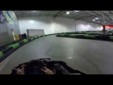 Tampa Bay Grand Prix, Brandon FL, Electric Go Karts 12-23-2015